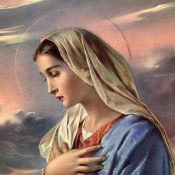 Online Learning Playlist: Mary, Mother of God