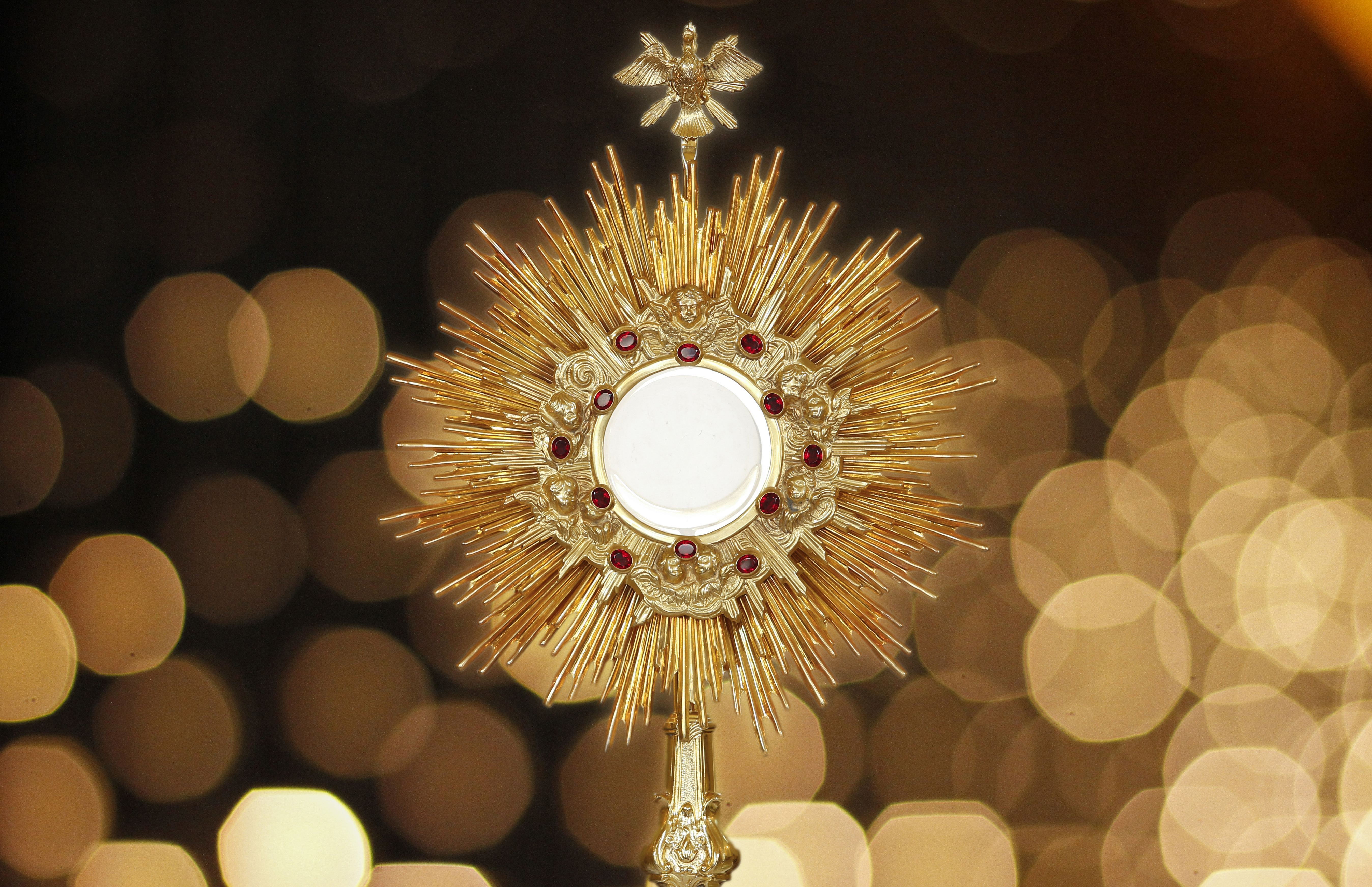 WHAT: ONE HOUR EXPOSITION OF THE BLESSED SACRAMENT WHEN: EVERY FRIDAY AFTER 8:30 AM MASS WHERE:MAIN SANCTUARY