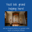 Liturgical Ministry - An Introduction (Morning)