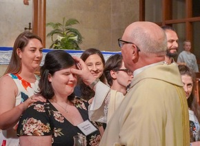 Becoming Catholic  <br /> Adult Confirmation