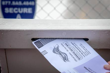 Sample Ballot by Mail