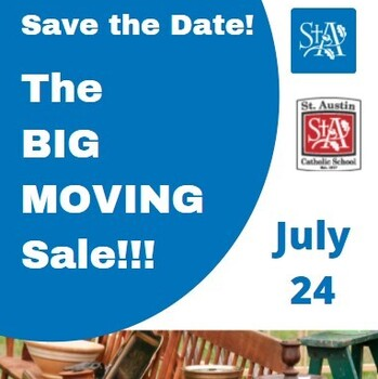 The Big Moving Sale