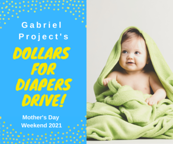 Dollars for Diapers Drive