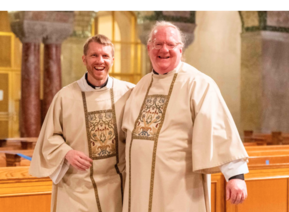 Two New Paulist Fathers