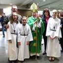 Sunday Masses & Bishop's Pastoral Visit