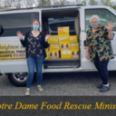 Sweet Deliveries: An update from our ND Food Rescue Ministry!