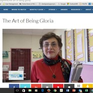 The Art of Being Gloria