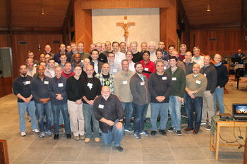 Men's Cornerstone XVII: They surrendered to the Spirit and thrived!