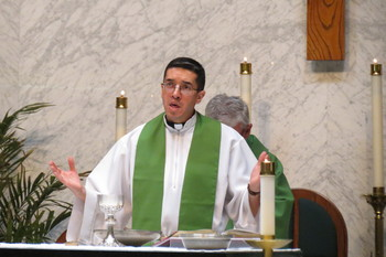 Welcome Fr. Jhon Madrid!