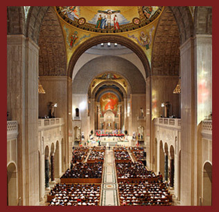 Diocesan Pilgrimage to Basilica of the National Shrine