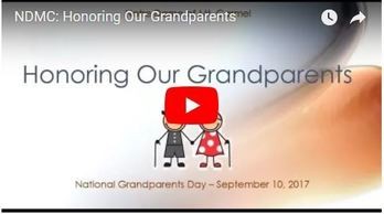 HONORING OUR GRANDPARENTS