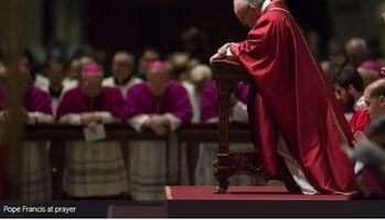Pope Francis: Letter to the People of God