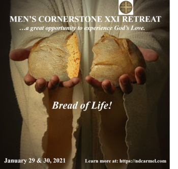 Men's Cornerstone XXI Retreat