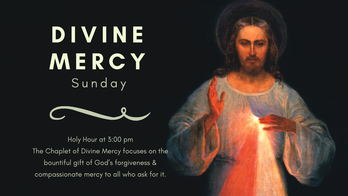 Divine Mercy Prayer Service Livestream