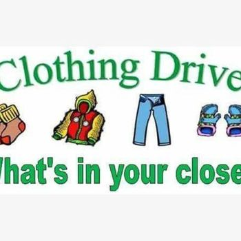 Drive-Thru Clothing Collection