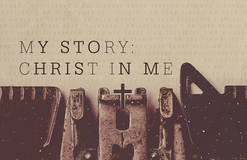 Sharing my story: An awesome display of God's Grace