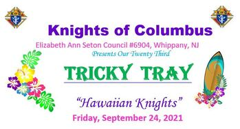 Knights of Columbus Tricky Tray