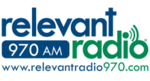 Relevant Radio 970 AM Logo