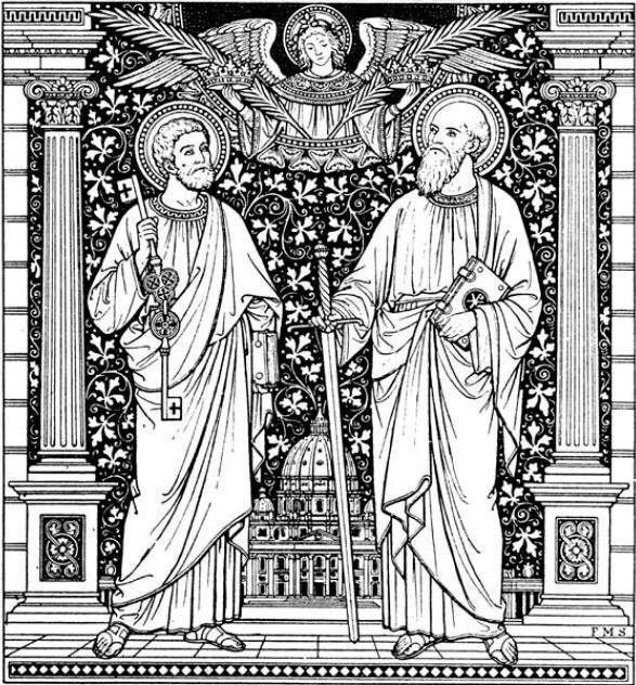 Sts. Peter and Paul Mass