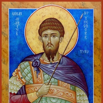 Feast Day of St. Theodore