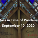 Mass in Time of Pandemic