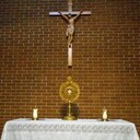 First Friday Adoration -- Chapel