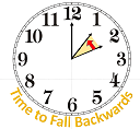 Returning to Eastern Standard Time - November 3, 2019