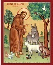 Feast of Saint Francis of Assisi