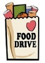 LENTEN FOOD DRIVE: MARCH 23 & 24, 2019