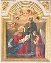 Nativity of the Blessed Virgin Mary on September 8th