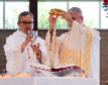 Televised or streaming of the Mass is available