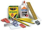 School Supply Collection - Sunday, Aug. 8th  8:30-1:30pm