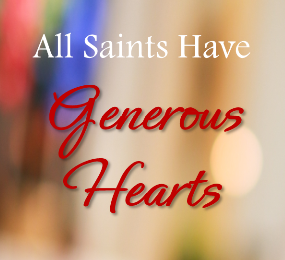 Sharing Our Blessings with Generous Hearts