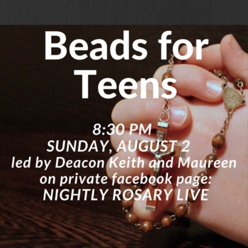 Online Rosary for Youth
