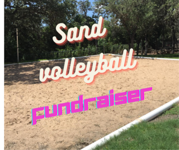 Sand Volleyball Tournament Fundraiser