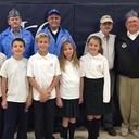 Catholic war veterans visit ICS