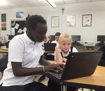 Immaculate Conception School in Annandale selected for Google Expeditions Pioneer Program