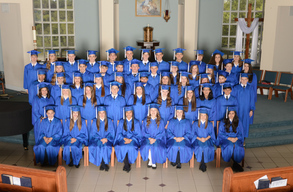 Immaculate Conception School eighth-grade graduation 2015