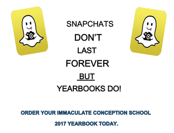 2017 Yearbooks