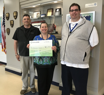 ICS Receives CenturyLink Grant