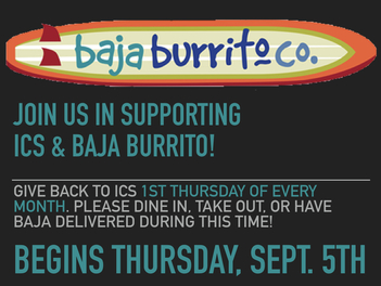 Eat at Baja Burrito!