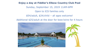 Fiddler's Elbow Country Club Pool Party