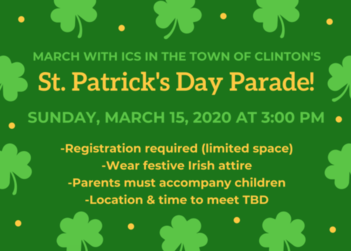 *POSTPONED St. Patrick's Day Parade