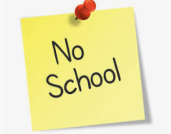No School - Dr. Martin Luther King Jr. Day