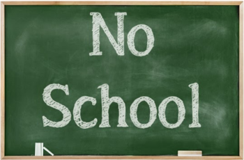 No School (Bishop's Holiday)