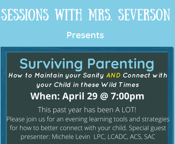 Sessions with Mrs. Severson