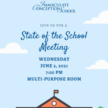 State of the School Meeting