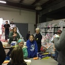 Diaper Bank Family Service Project a Success!