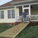 Knights of Columbus Complete Ramp Project