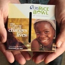 Catholic Relief Services Lenten Rice Bowl Project